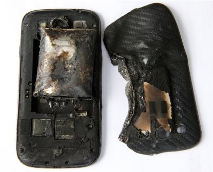 Galaxy S3 explodido
