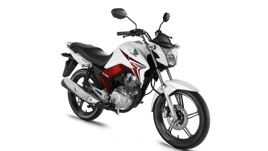 Honda CG 2014