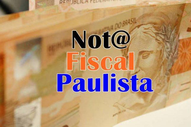 programa nota fiscal paulista